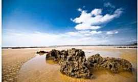 Coqueiral - Coqueiral-ES-Maré baixa na Praia do Coqueiral-Foto:gasperazzo