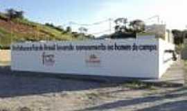 Córrego dos Monos - Estação tratamento de Esgoto em Córrego dos Monos-Foto:agersa.es.