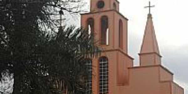 Igreja de N.Sra.de Fátima em Cristal do Norte-ES-Foto:Sergio Falcetti