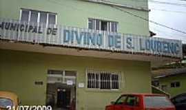 Divino de S�o Louren�o - Prefeitura Municipal-Foto:Sergio Falcetti