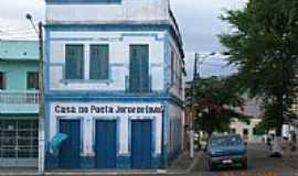 União dos Palmares - Casa do Poeta Jorge de Lima em União dos Palmares-Foto:moysa23