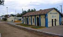 União dos Palmares - Estação Ferroviária em União dos Palmares-Foto:moysa23