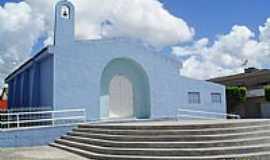 Uni�o dos Palmares - Igreja de N.Sra.de F�tima em Uni�o dos Palmares-Foto:Sergio Falcetti
