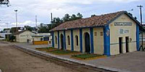 Estação Ferroviária em União dos Palmares-Foto:moysa23