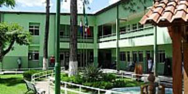 Prefeitura Municipal de Uni�o dos Palmares-Foto:Sergio Falcetti
