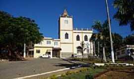 Dores do Rio Preto - Igreja em Dores do Rio Preto-Foto:Belquior