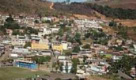 Dores do Rio Preto - Vista panorâmica da cidade de Dores do Rio Preto-Foto:arievil