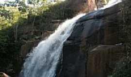 Ecoporanga - Cachoeira do Arco-íris em Ecoporanga-Foto:Alfa Sonorização