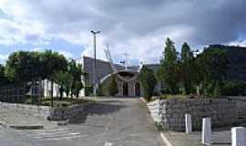 Ecoporanga - Igreja Matriz de Ecoporanga-Foto:Alfa Sonorização