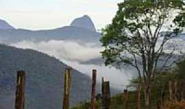 Ecoporanga - Paisagem vista da estrada de Ecoporanga-Foto:apgauafurtado