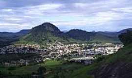 Ecoporanga - Vista da cidade de Ecoporanga-Foto:Alfa Sonorização