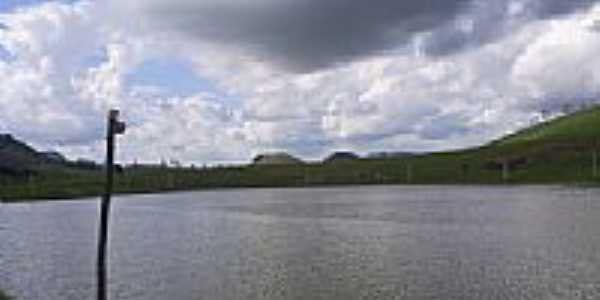 Lagoa Zecabilin em Ecoporanga-Foto:Alfa Sonorização