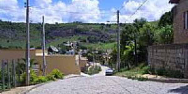Rua Padre Victor em Ecoporanga-Foto:Alfa Sonorização