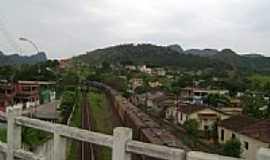 Fundão - Trem de ferro - Fundão-Foto:Gerson Henke