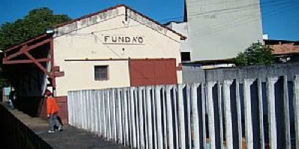 Fundão-ES-Estação Ferroviária-Foto:Jairo Nunes Ferreira