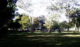 Goiabeiras - Goiabeiras-ES-Praça central-Foto:Deanne F.
