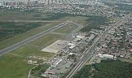 Goiabeiras - Goiabeiras-ES-Vista do Aeroporto-Foto:Eurico de Aguiar Salles