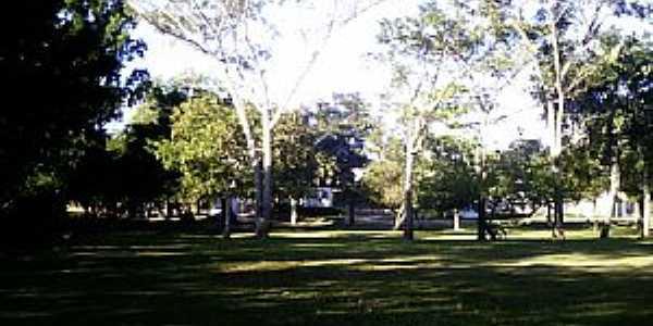 Goiabeiras-ES-Praça central-Foto:Deanne F.