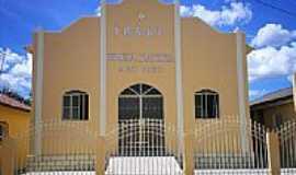 Governador Lacerda de Aguiar - Igreja Batista do Rio Preto em Governador Lacerda de Aguiar-Foto:Ednaldo Soares