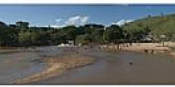 Prainha do Rio Preto em Governador Lacerda de Aguiar-Foto:Edson Reis/www.usina…