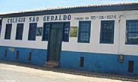 Guaçuí - Guaçuí-ES-Colégio São Geraldo-Foto:Sergio Falcetti