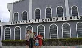 Guaçuí - Igreja da Congregação Cristã do Brasil em Guaçuí-Foto:Congregação Cristã.NET