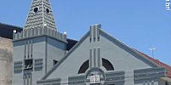 Gua�u�-ES-Igreja Metodista-Foto:Sergio Falcetti