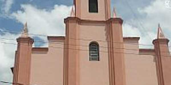 Guaraná-ES-Igreja do Sagrado Coração de Jesus-Foto:Sergio Falcetti