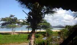 Guarapari - e a parte de tras da pousada caravelas em praia de meaipe , Guarapari, Por Tony Louzada