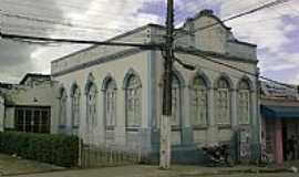 Viçosa - Casario dos anos 1920 em Viçosa-Foto:valerio.alagoas