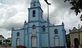 Vi�osa - Igreja de Bom Jesus do Bonfim em Vi�osa-Foto:Sergio Falcetti