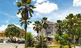 Viçosa - Viçosa-AL-Praça Apolinário Rebelo-Foto:Alagoas Boreal