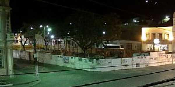 Viçosa-AL-Praça Apolinário Rebelo-Foto:Quintino Jr