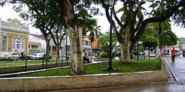 Vi�osa-AL-Pra�a na �rea central-Foto:Toni Cavalcante