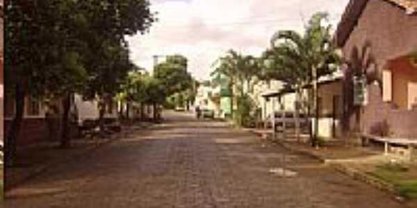 Rua Principal-Foto:gilsomar
