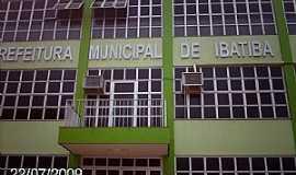 Ibatiba - Ibatiba-ES-Fachada da Prefeitura Municipal-Foto:Sergio Falcetti