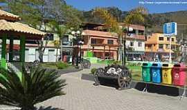 Ibatiba - Ibatiba-ES-Praça David Gomes-Foto:Sergio Falcetti