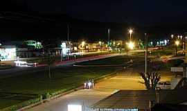 Ibatiba - Ibatiba-ES-Vista noturna do centro-Foto:Antonio Junior Oliveira