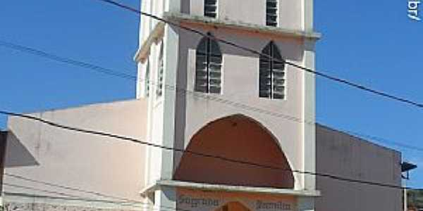 Ibatiba-ES-Igreja da Sagrada Família-Foto:Sergio Falcetti
