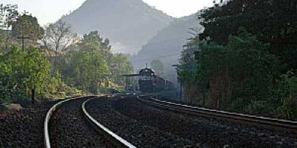 Estação Aricanga - Ibiraçu ES
