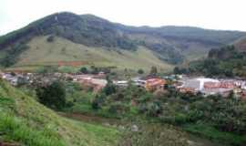 Ibitirama - Ibitirama Centro chegando de Santa Marta, Por carlos roberto rocha sanata