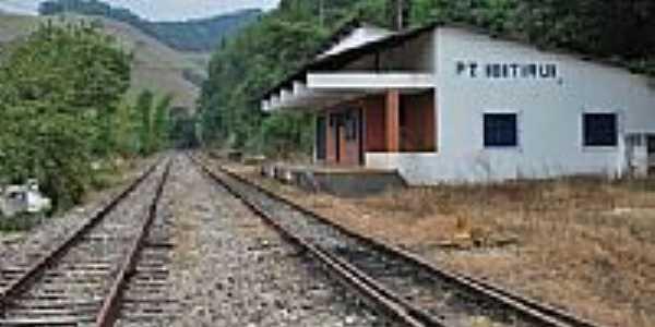 Estação Ferroviária-Foto:Carlos A. Meneghel