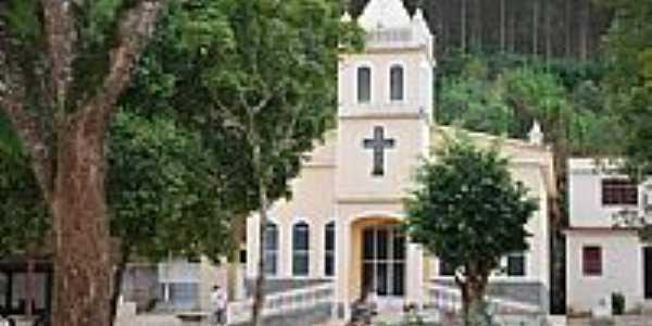 Igreja Católica em Ibitiruí-Foto:Carlos A. Meneghel