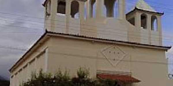 Igreja Cat�lica-Foto:Samuel Freire de Alm�