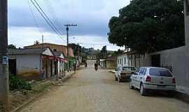 Imburana - Imburana-ES-Rua da cidade-Foto:Alfa Sonorização