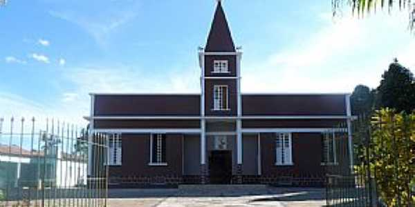 Imburana-ES-Igreja de São Pedro-Foto:Vilamir Azevedo