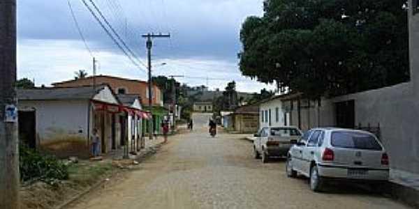 Imburana-ES-Rua da cidade-Foto:Alfa Sonorização