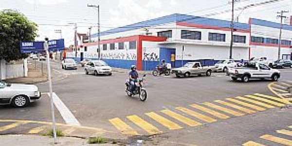Vila Aparecida-AL-Cruzamento da Av.Alagoas com Rua São Paulo-Foto:Angelo Pedigone