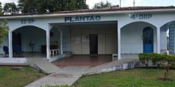 Vila Aparecida-AL-Delegacia de Polícia-Foto:alagoastempo.com.br