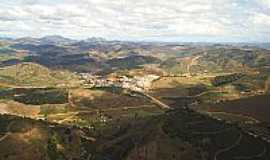 Irupi - Irupi. Vista aérea da torre de TV